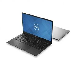 Dell XPS 13 Laptop,8Th Gen Intel Core I5-8265U Proc Up to 3.9 GHz,4 Cores,8GB 2133MHz Memory,128GB M.2 PCIe NVMe SSD,Intel UHD Graphics,13.3 FHD (1920 X 1080) InfinityEdge Touch Display,FP Reader