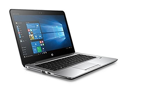 HP EliteBook 840 G1 14in HD Business Laptop Computer Ultrabook, Intel Core i5-4300U 1.9 GHz Processor, 8GB RAM, 512GB SSD, USB 3.0, VGA, WiFi, RJ45, Windows 10 Pro (Renewed) (512gb SSD)