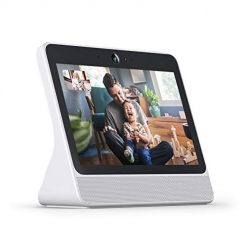 Best Home Device For Video Calling At Amazon, Facebook Portal [Gen 1]. Smart, Hands-Free Video Calling with Alexa Built-in