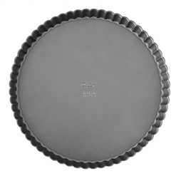 Amazon Promotional Code, Best Wilton Excelle Elite Non-Stick Tart and Quiche Pan with Removable Bottom, 9-Inch - 2105-442