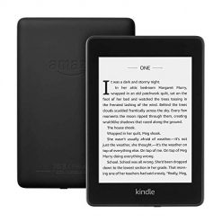 Best Tablet For Reading PDF Books At Amazon, Kindle Paperwhite - Now Waterproof with 2x the Storage - Includes Special Offers