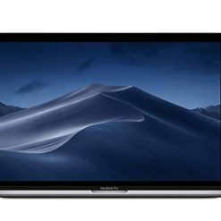 Best Laptops for Doctors And Medical Students, New Apple MacBook Pro (15-inch, 16GB RAM, 256GB Storage) - Space Gray