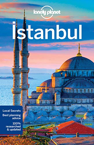 Best Turkish Amazon Book, Lonely Planet Istanbul (Travel Guide)