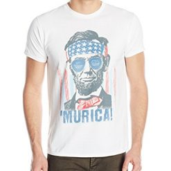 Hanes Men's Graphic Tee - Americana Collection, America, Large