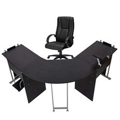 L-Shaped Gaming Desk 71