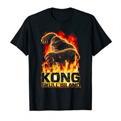 Kong: Skull Island Out of the Fire T-Shirt