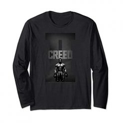Creed 2 Movie Poster Long Sleeve T-Shirt