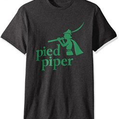 Silicon Valley Men's Original Piper Logo Short Sleeve T-Shirt
