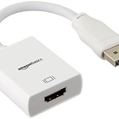 AmazonBasics DisplayPort to HDMI Display Adapter Cable