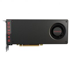 AMD Radeon RX 480 8GB GDDR5 PCI Express 3.0 Gaming Graphics Card - OEM
