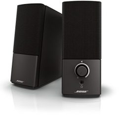 Bose Companion 2 Series III Multimedia Best Speakers - for PC (with 3.5mm AUX & PC input) At Amazon