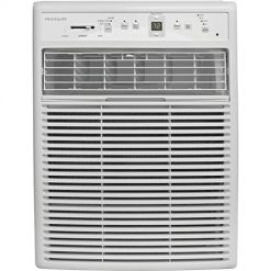 Casement Window Air Conditioner Best Frigidaire FFRS1022R1 10000 BTU 115-volt Slider/Casement Room Air Conditioner with Full-Function Remote Control At Amazon