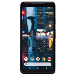 Google Pixel 2 XL Unlocked 64 GB, Black (Renewed)