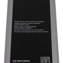 Galaxy Note 4 Battery, Genuine Samsung Galaxy Note 4 OEM 3220mAh Battery EB-BN910BBZ EBBN910BBZ WITH NFC Technology - In Non-Retail Pack