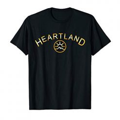 Heartland T Shirt For Men Women Kids