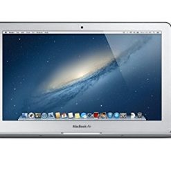Macbook air 11 inch. Apple MacBook Air MD711LL/B 11.6in Widescreen LED Backlit HD Laptop, Intel Dual-Core i5 up to 2.7GHz, 4GB RAM, 128GB SSD, HD Camera, USB 3.0, 802.11ac, Bluetooth, Mac OS X (Renewed)