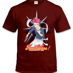 Food Wars Movie Logo Anime Unisex T-Shirt [Tshirt] FoodWars - 1_Parent
