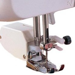 Brother Sewing Machine Parts, Brother Walking Foot for Quilting and Sewing Multiple Layers, SA107, White