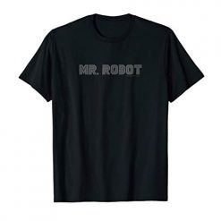 Mr. Robot Logo Unique T-Shirt