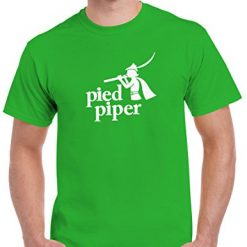 HBO Silicon Valley Pied Piper Mens T-Shirt Tee