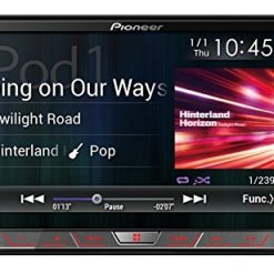 Pioneer AVH4200NEX 2-DIN Receiver with 7in Motorized Display/Built-In Bluetooth/Siri Eyes Free/AppRadio One/NEX (Renewed)