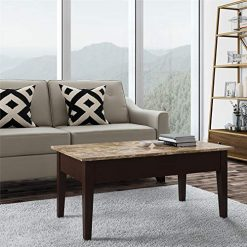 Lift Top Coffee Table Dorel Living Faux Marble Best At Amazon