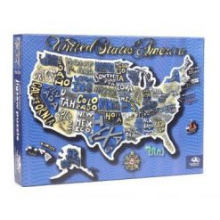 Marbles: The Brain Store, United States of America 1000 Piece Puzzle By Artist Joel Lueders