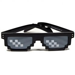 Deal with It Glasses - Thug Life Sunglasses by Swagasaurus Rex
