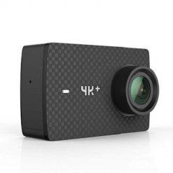 Action Camera 4K+ YI , Sports Cam with 4k/60fps Resolution, EIS,Voice Control, 12MP Raw Image