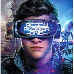 Ready Player One (Blu-ray)(BD) Tye Sheridan (Actor), Olivia Cooke (Actor), Steven Spielberg (Director, Producer)