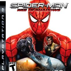 Spider-Man: Web of Shadows - Playstation 3 by Activision
