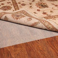 Non Slip Rug Pad. Grip-It Ultra Stop Non-Slip Rug Pad, Size: 8' X 10' Rug Pad