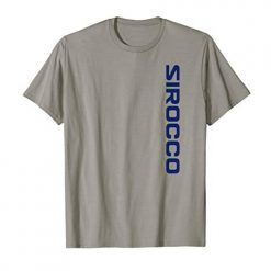 Sirocco below the deck shirt for yachting