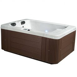 Best 2 Person Hot Tubs At Amazon, Essential Hot Tubs 24-Jet Devotion Hot Tub, Espresso