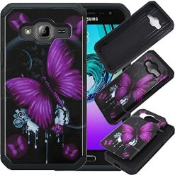 Samsung Galaxy Sky Case, Samsung Galaxy Sol Case, SOGA [Astro Guard Series] Hybrid Design Armor Cover Protector Case for Samsung Galaxy Sky/Galaxy Sol - Sunflower