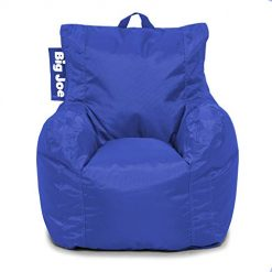 Kids Bean Bag Chairs, Big Joe Cuddle Chair, Sapphire Blue - 652614