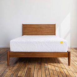 Queen Size Loft Bed, Revel Premium Cool Mattress (Queen), Featuring All Climate Cooling Gel Memory Foam and LiftTex Alternative Latex, Made in the USA with a 10-Year Warranty, Amazon Exclusive