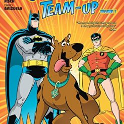 Scooby-Doo Team-Up, by Sholly Fisch (Author), Dario Brizuela (Illustrator)