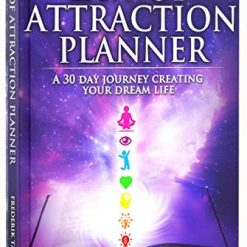 Freedom Mastery Law of Attraction Goal Planner & Organizer