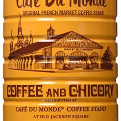 Cafe Du Monde Coffee Chicory, 15-Ounce (Pack of 3)