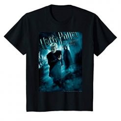 Kids Harry Potter Half-Blood Prince Draco And Snape Poster T-Shirt