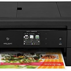 Brother MFC-J985DW, Inkjet Printer, Duplex Printing, Wireless Connectivity, Cost-Effective Color Printer, Business Capable Features, Amazon Dash Replenishment Enabled