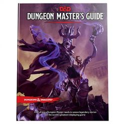 Dungeon Master's Guide 5E. Dungeons & Dragons Dungeon Master's Guide (Core Rulebook, D&D Roleplaying Game) by Wizards RPG Team (Author)