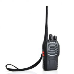 BAOFENG BF-888S UHF FM Transceiver High Illumination Flashlight Walkie Talkie Two-Way Radio